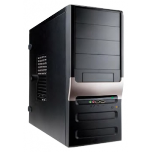 Корпус IN WIN EC025 450W Black ATX [6024708]