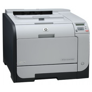 Принтер лазерный HP Color LaserJet CP2025N {A4, IR3600, 20color/20mono ppm, 128Mb, 2 tray 250+50, USB/LAN} (CB494A)
