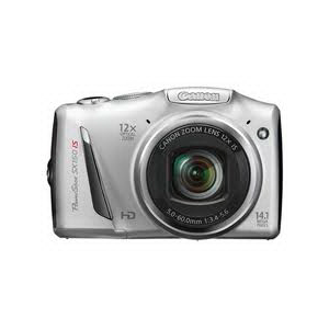 "���������� Canon PowerShot SX150 IS silver {14.1MPx,12x opt/4x dig zoom,3"",SD/SDHC,USB}"