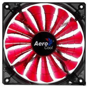 ���������� ��� ������� 120�120 AeroCool Shark EN55437 ������� ��������� 800 RPM, 12.6 dBA
