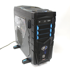 Мощный игровой компьютер Chaser AMD A8 3850 (2.90 Ghz) DDR3 16Gb SSD 60Gb HDD 2000Gb Blue-Ray AMD Radeon HD6990 4Gb HD Audio USB 3.0 GLAN Win7Pro