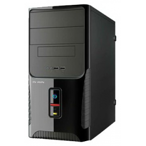 Игровой компьютер Матрица 01 Intel Core i3-2120 3.30 GHz H61 DDR3 4Gb HDD 500Gb DVD-RW GTS450 1024Mb CR HD Audio LAN Win7HB