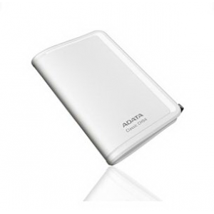 "Жесткий диск USB2.0 500Gb 2.5"" A-Data CH94 White [ACH94-500GU-CWH]"
