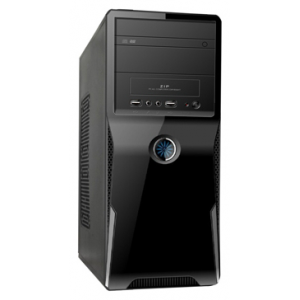 Домашний компьютер Матрица 08 Intel Dual-Core G530 H61 DDR3 4096Mb HDD 250Gb DVD-RW GT520 512Mb HD Audio CR BT LAN Wi-fi Win7HB
