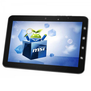 "Планшет MSI WindPad Enjoy 7-002RU (7""(800x480)/A8/512Mb/4Gb SSD/BT/WIFI/Cam/Android 2.3/black)"