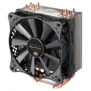 Вентилятор Cooler Master HYPER212 PLUS(DED MOROZ) for Socket 1155/1156/775/1366, AM3/AM2/939 (RR-DEMZ-20PK-R1)