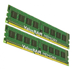 Память DDR-III 1333 DIMM 4096MB (PC3-10600 2 x 2Gb) Kingston [KVR1333D3S8N9K2/4G]