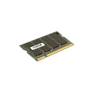 Память SO DIMM DDRII 800 2GB Crucial [CT25664AC800]