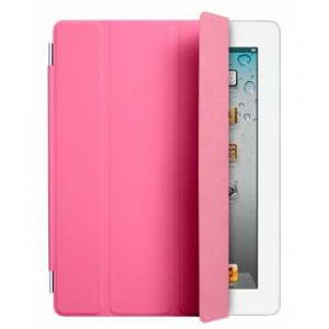 ������� Apple iPad2 Smart Cover Polyurethane Pink (MD308) (�������)