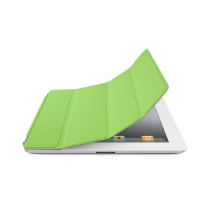 Обложка Apple iPad2 Smart Cover Polyurethane Green (MD309) (зеленый)