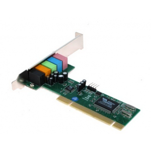 Звуковая карта Tremor SB PCI VIA 5.1channel (81585) OEM