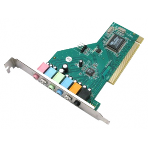 Звуковая карта Tremor SB PCI VIA 7.1channel (79550 / ENM232-8VIA) OEM