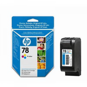 Картридж HP C6578DE №78 Color (19ml)