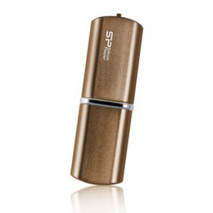 USB2.0 флэш-накопитель 4Gb Silicon Power Luxmini 720 Bronze SP004GBUF2720V1Z