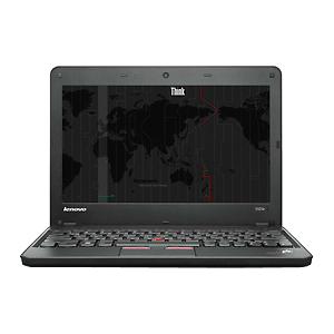 "Ноутбук Lenovo ThinkPad EDGE 125 11"" (E450 2Gb 320Gb Wi-Fi BT CAM Win-7 Starter) Black [NWW32RT]"