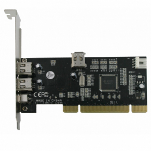 ���������� PCI IEEE1394 CBR CBC 011 (3/4-port, Chipset TI 43AB23)