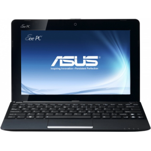 "Ноутбук ASUS EEE PC 1015PX 10"" (N570 1Gb 320Gb Wi-Fi BT Win-7 Starter) Black [90OA3D-BB6111987-E23EQ]"