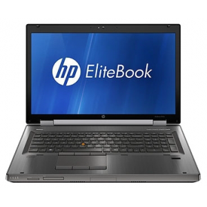 "Ноутбук HP EliteBook 8760w 17"" (i7-2670QM 4Gb 500Gb DVDRW AMD FirePro M5950 1Gb Wi-Fi BT Cam Win-7 Pro) [LY534EA]"