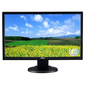 "Монитор TFT 24"" Asus VW248TLB LED Black (16:9, 5ms, VGA + DVI, LED, 1000:1, Multimedia, 1920x1080, 250 кд/м2, USB Port)"