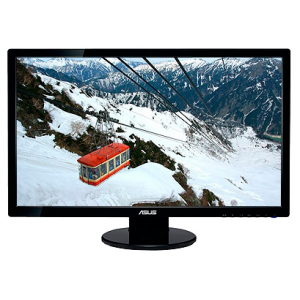 "Монитор TFT 27"" ASUS VE276N Black {16:9, 5ms, VGA + DVI, 1000:1, 1920x1080, 300 кд/м2}"