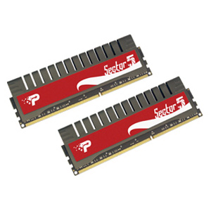 Память DDR-III 1600 DIMM 4096MB (PC3-12800 2 x 2Gb) Patriot G2 series (PGV34G1600ELK)