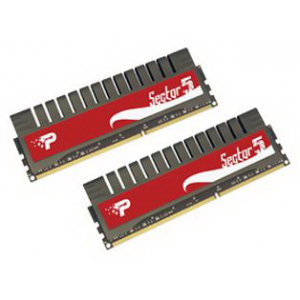 Память DDR-III 1600 DIMM 4096MB (PC3-12800 2 x 2Gb) Patriot G2 series (PGV34G2000ELK)