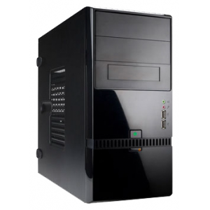 Офисный компьютер Матрица 02 Intel Dual-Core G620 H61 DDR3 2048Mb HDD 250Gb DVD-RW HD Audio LAN