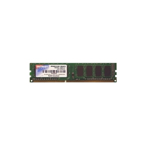 Память DDR-III 1333 DIMM 8GB (PC3-10600) Patriot (PSD38G13332)