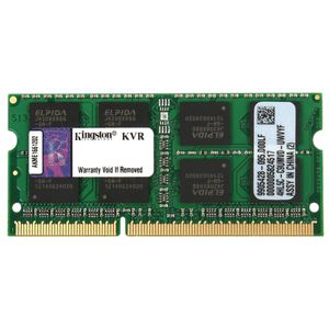 Память SODIMM DDR3 1600 8Gb PC3-12800 Kingston KVR16S11/8