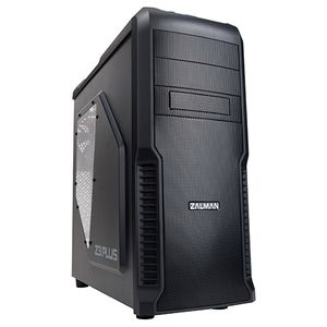 Корпус ATX Zalman Z3 Plus Black