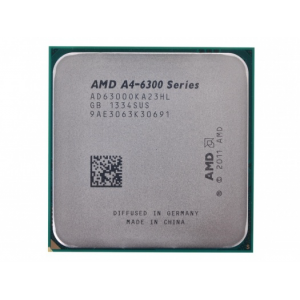 Процессор AMD A4-6300 3.70 Ghz 1Mb Socket FM2 OEM