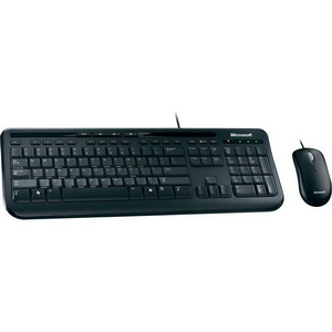 Клавиатура Microsoft Wired 600 Keyboard USB Black (ANB-00018) водостойкая