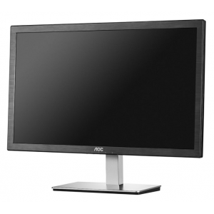 "Монитор AOC i2476Vwm(/01) 23.6"" Black-Silver {IPS, LED, 1920x1080, 5ms, 16:9, HDMI, VGA, 50M:1, 250cd}"