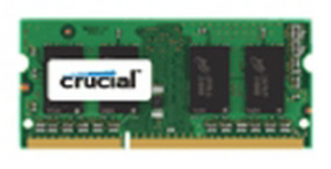 Память SO DIMM DDRIII 1600 2Gb (PC3-12800) Crucial CT25664BF160B