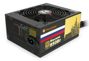 Блок питания ATX 850W Thermaltake Russian Gold Moscow W0428RE
