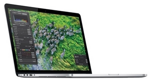 "Ноутбук Apple MacBook Pro 15.4"" Retina (2880x1800) i7 2.2GHz/16GB/256GB SSD/Iris Pro Graphics/Force Touch trackpad NEW (MJLQ2RU/A)"
