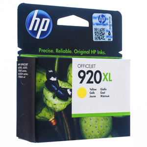 Картридж HP CD974AE №920XL Yellow T2