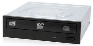 Привод DVD-RW SATA ASUS DRW-24D5MT/BLK/B/AS Black  OEM