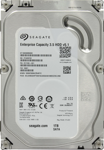 Жесткий диск 1Tb Seagate Enterprise Capacity ST1000NM0008 7200rpm 128mb