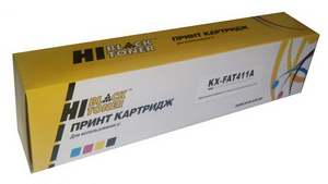 Картридж Hi-Black Panasonic KX-FAT411A