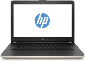 "Ноутбук HP 14-bs011ur [1ZJ56EA] gold 14"" {HD Pen N3710/4Gb/500Gb/W10}"