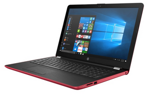 "Ноутбук HP 15-bs059ur [1VH57EA] red 15.6"" {HD i3-6006U/4Gb/500Gb/W10}"