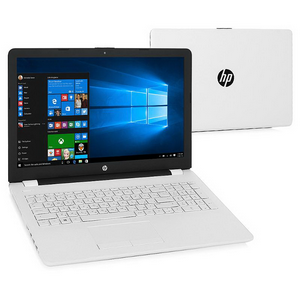"Ноутбук HP 15-bw030ur [2BT51EA] white 15.6"" {HD E2-9000e/4Gb/500Gb/W10}"