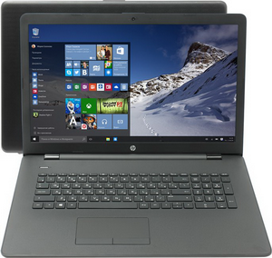 "Ноутбук HP 17-ak009ur [1ZJ12EA] black 17.3"" {HD+ A6-9220/4Gb/500Gb/DVDRW/W10}"