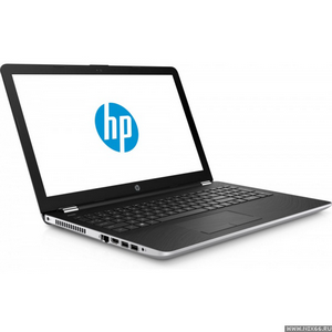 "Ноутбук HP 15-bs038ur [1VH38EA] natural silver 15.6"" {HD Pen N3710/4Gb/500Gb/W10}"