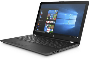 "Ноутбук HP 15-bs049ur [1VH48EA] smoke gray 15.6"" {HD Pen N3710/4Gb/500Gb/AMD M520 2Gb/W10}"