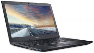 "Ноутбук Acer TravelMate TMP259-MG-58SF [NX.VE2ER.013] black 15.6"" {HD i5-6200U/4Gb/500Gb/DVDRW/GF940MX 2Gb/Linux}"
