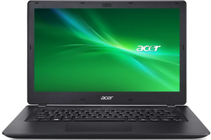"Ноутбук Acer TravelMate TMP238-M-592S [NX.VBXER.021] black 13.3"" {HD  i5-6200U/6Gb/500Gb/W10}"