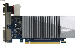 Видеокарта NVIDIA GeForce GT710 2Gb ASUS GT710-SL-2GD5