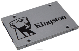 SSD диск 240Gb Kingston А400 SA400S37/240G (350/500 Мб)